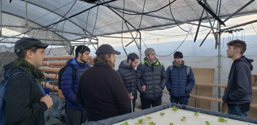 El Municipio promueve un novedoso proyecto de cultivo sin tierra