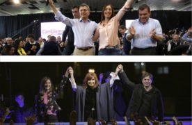 Macri, seguro el 23: ¿llegan CFK y Axel en apoyo de Raverta?; ¿Y Alberto se borró?