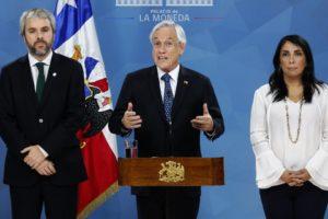 Chile: Piñera convocó a un plebiscito para una nueva Constitución