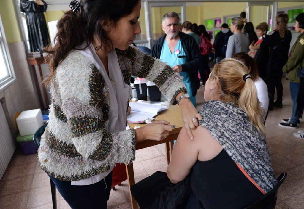 Se aplicaron casi 40 mil dosis de vacunas en 450 actividades del Municipio en los barrios