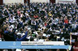 El Congreso proclamó a Alberto Fernández y Cristina Kirchner como presidente y vicepresidenta de la Nación