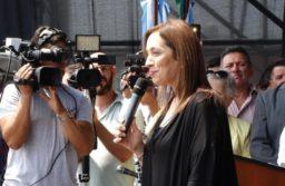 Vidal piensa en su rol como opositora e irá en busca de lugares clave para los suyos