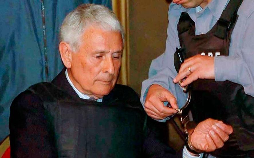 La Corte Suprema denegó la aplicación del beneficio del 2×1 a Miguel Etchecolatz