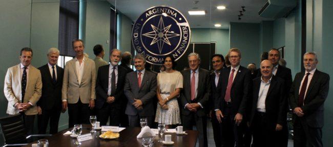 Argentina a través de la UIF firmó la primer alianza privada para el combate de ilícitos financieros de Latinoamérica