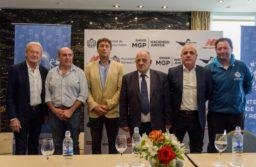 Arroyo presentó la Maratón Internacional de Mar del Plata