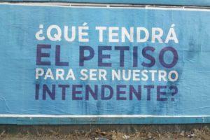 ¿Montenegro sabe lo qué tiene el Petiso?