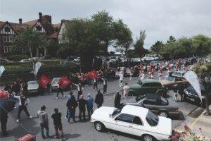 """Este domingo llega a Mar del Plata el 2° Rally Internacional Mercedes Benz """"Juan Manuel Fangio"""""""