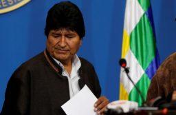 El bloque de Concejales de Unidad Ciudadana expresa su absoluta solidaridad con Evo Morales,