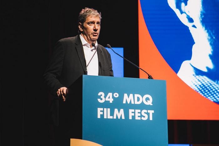 Con un homenaje a José Martínez Suárez comenzó la fiesta del cine