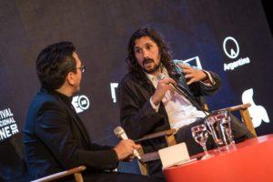 Lisandro Alonso brindó una «charla magistral» en el Festival de Cine