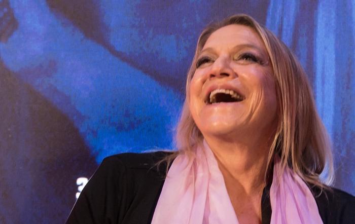 Nina Menkes habló de la representación de la mujer en el cine