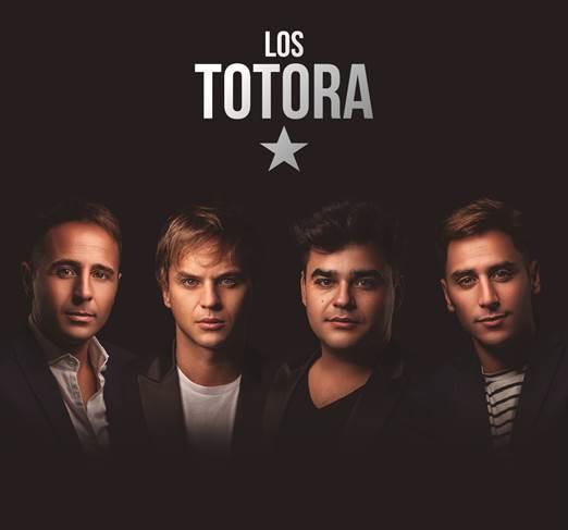 «Los totora» traen #JuntosTour este viernes al RadioCity