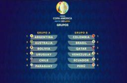Copa América 2020: Argentina jugará el partido inaugural con Chile y tendrá a Australia en el grupo