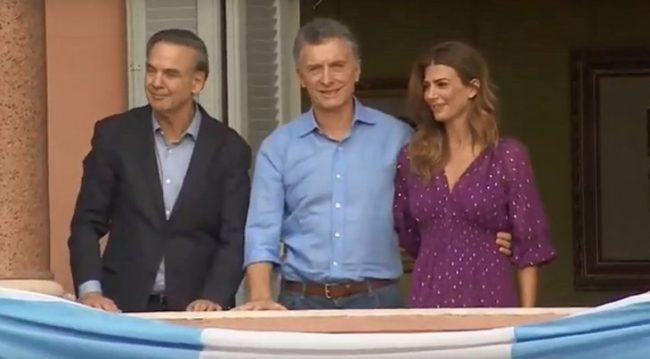 """Macri, en su despedida: """"Alberto Fernández va a encontrar una oposición constructiva y no destructiva"""""""