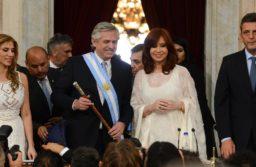 Alberto Fernández presidente: Prometió la «unidad» de la Argentina, reactivar la economía y defender la democracia