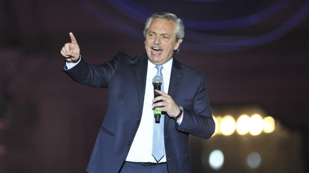 Alberto Fernández frenó los insultos contra Macri: «Todo eso ya pasó»
