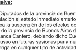Escándalo en Cámara de Diputados: el presidente de Lanús asumió inhabilitado por la justicia