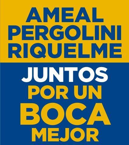 La Peña «La Mitad + 1 MDQ» informó que  acompañará a la fórmula: Ameal – Pergolini – Riquelme