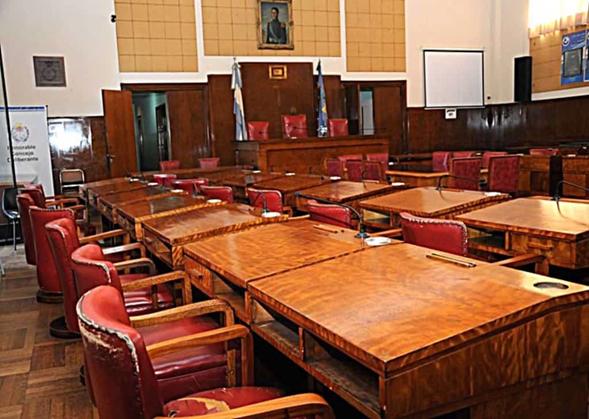 Bloques políticos oficializaron sus denominaciones e integrantes en el HCD