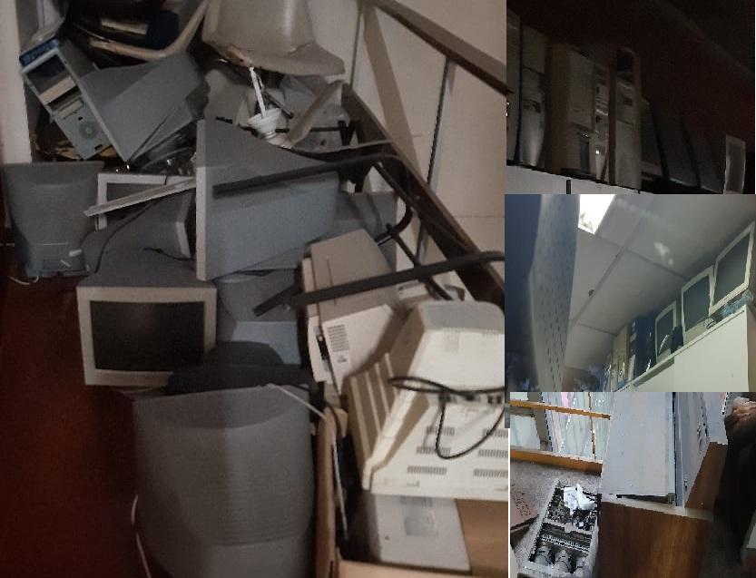 Los trabajadores de la UNMdP presentan un proyecto sobre basura electrónica