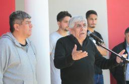 Paro a Moyano: Ya habían planeado venir a Mar del Plata en autos propios