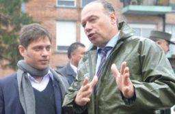 El inesperado elogio del intendente Montenegro al polémico Sergio Berni
