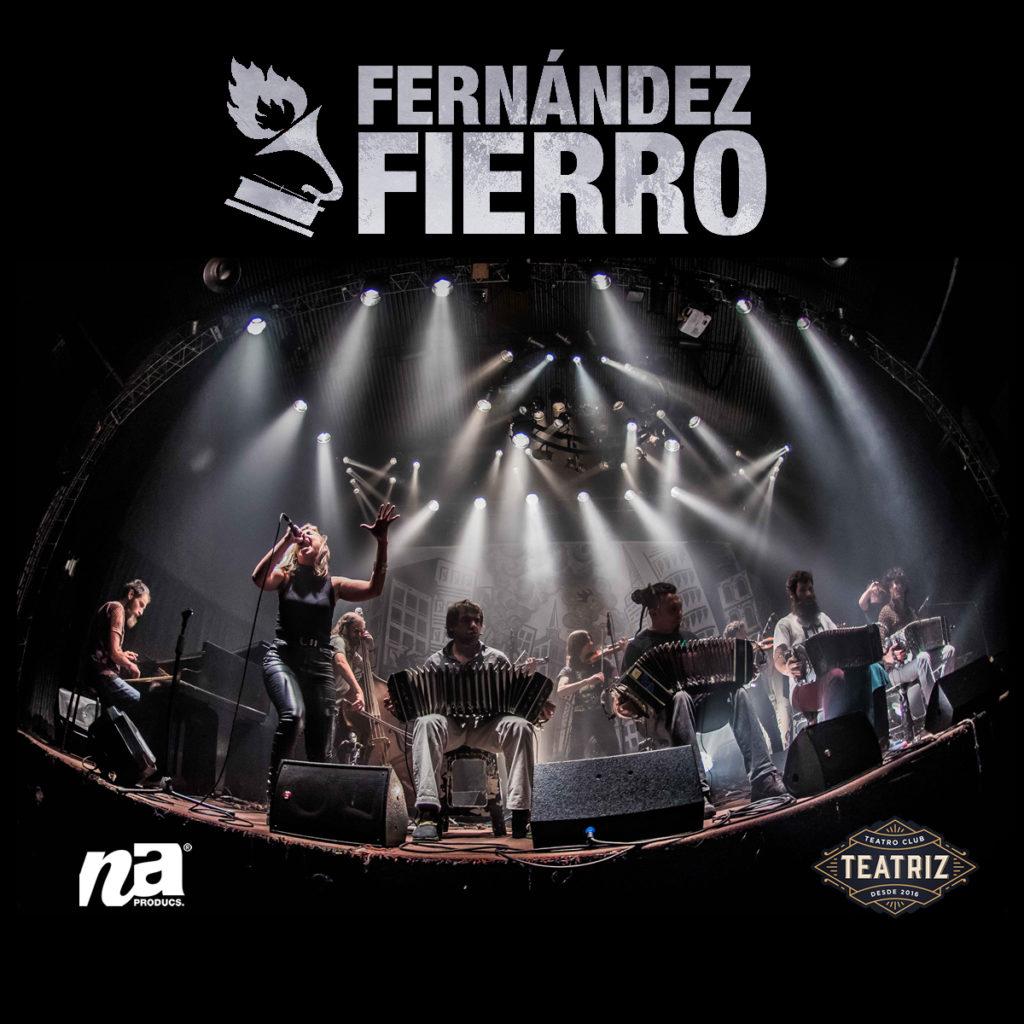 """Fernandez Fierro: """"La aplanadora del tango"""" llega este domingo a Teatriz"""