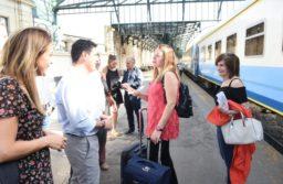 Comenzaron a funcionar los trenes adicionales a Mar del Plata dispuestos por el Gobierno para toda la temporada