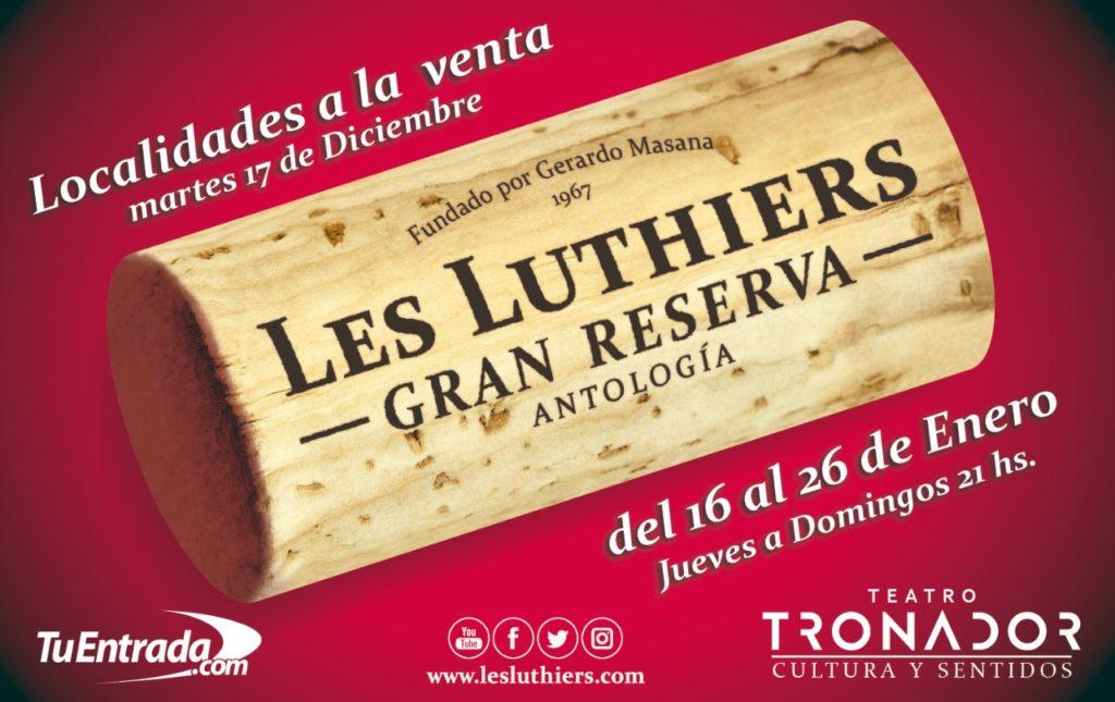 ¡Les Luthiers regresa a Mar del Plata!