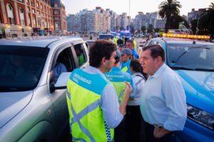 El Municipio desplegó operativos de control en distintos sectores de la ciudad