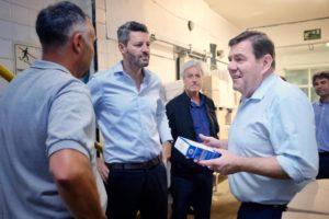 Montenegro presentó el programa de beneficios «Soy Marplatense»