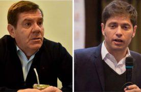 Montenegro y su ajedrez en simultáneas: hoy con Kicillof y obligado al enroque