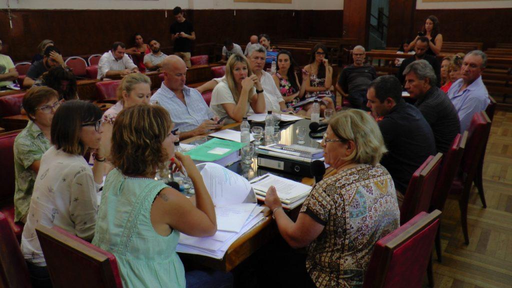 Bernabei expuso los detalles del Presupuesto 2020 destinado a Salud