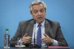 Alberto Fernández defendió el aumento a los jubilados y dijo que hay quienes quieren «imponer falsa idea de ajuste»