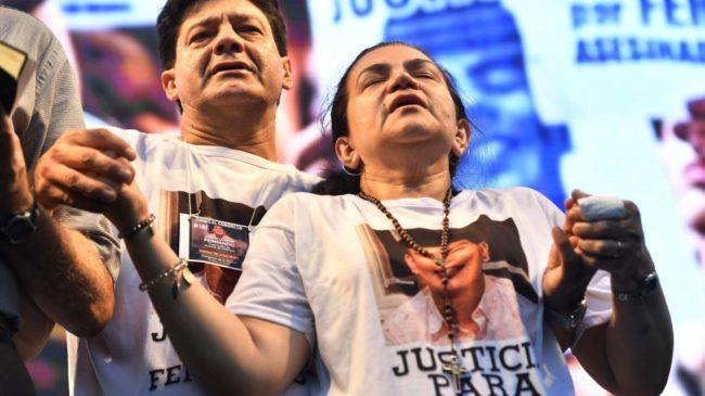 Los abogados de los Báez Sosa piden identificar a «Pipo» y pericias psiquiátricas a los rugbiers