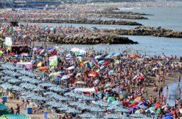 Récord de turistas en el fin de semana largo de Carnaval