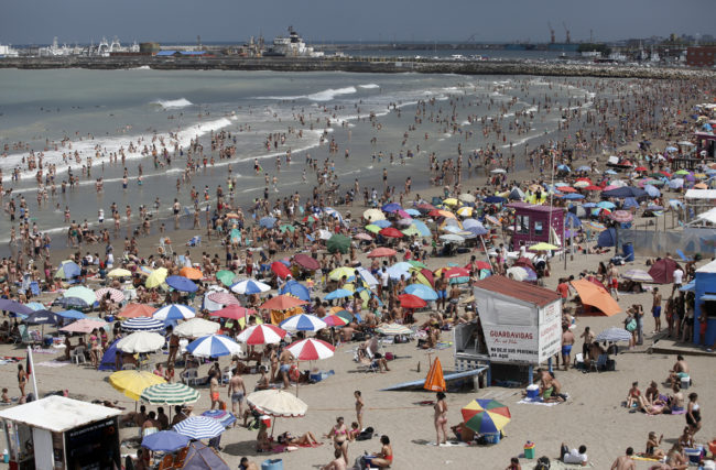 Fin de semana de Carnaval: Arribaron 287.032 turistas