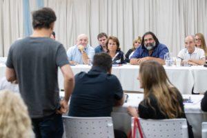 La Provincia inició el diálogo por las paritarias 2020 con docentes y estatales