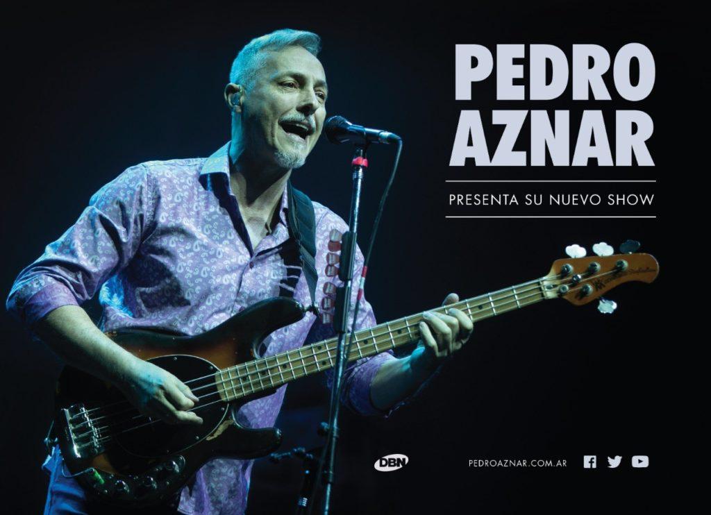 ¡Pedro Aznar llega a Mar del Plata!