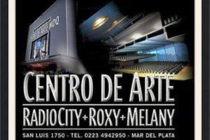 Suspenden y reprograman funciones en el Centro de Arte Roxy RadioCity Melany