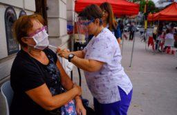 La vacunación antigripal para adultos mayores continuará el lunes en General Pueyrredon