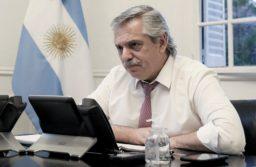 Alberto Fernández: «Hoy, como cada 2 de abril, reivindicamos nuestra soberanía»