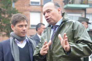 Kicillof y Berni con alta exposición: ¿existe competencia?