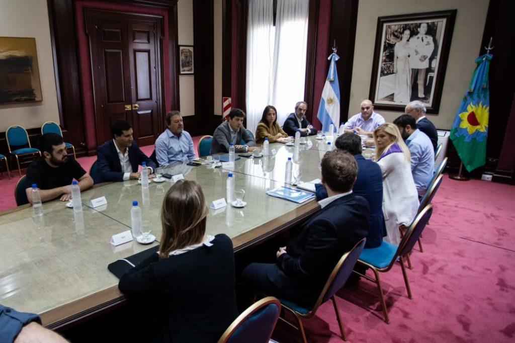 Legisladores de Juntos por el Cambio presentaron al gobernador Kicillof propuestas de trabajo para enfrentar al Coronavirus