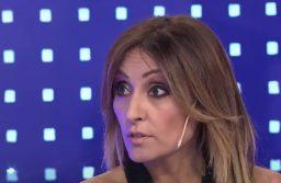 Marcela Tauro, afuera de Intrusos: «¿Si me echaron? Lo dejo a tu criterio»