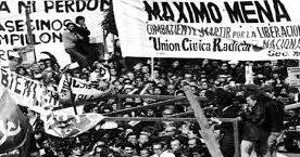 El Radicalismo y el Cordobazo