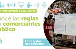 Protocolo para la apertura de comercios minoristas de cercanía