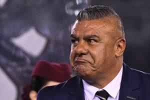«Chiqui» Tapia será reelegido hoy como presidente de la AFA hasta 2025