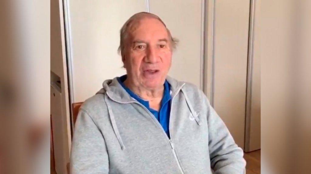 Falsa alarma: Carlos Bilardo no tiene coronavirus
