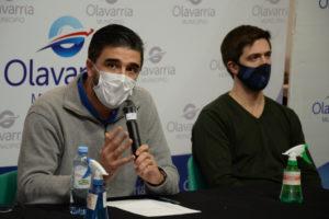 Se dispara la cantidad de contagios de COVID 19 en Olavarría: suman 54